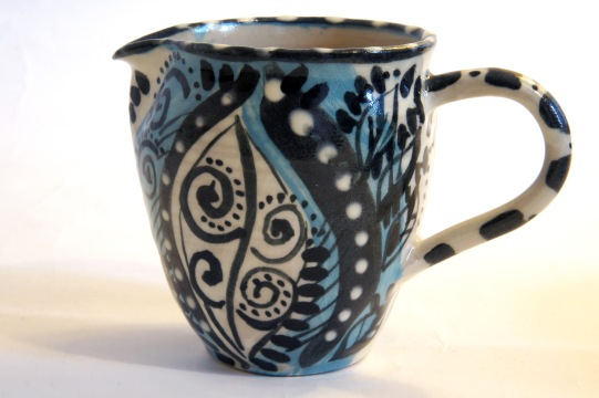 Milk Jug - Sold